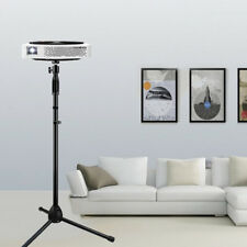 More details for projector stand heavy duty tripod height adjustable 28 to 58