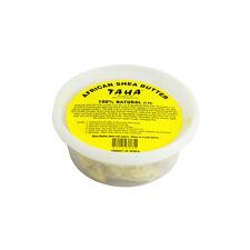 Taha 100% Natural African Shea Butter Chunky Body Skin Smooth Moisturizer 5oz