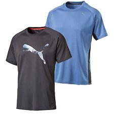 Puma Mens Running T-shirt PE Short Sleeve Training Top New