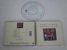 PAUL SIMON/GRACELAND(WARNER BROS. 9 25447-2) CD ALBUM