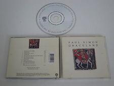 PAUL SIMON/GRACELAND(WARNER BROS. 9 25447-2) CD ALBUM