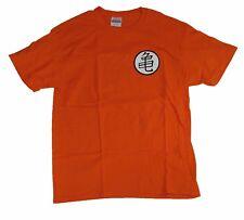 Dragon Ball DragonBallZ DBZ GT Roshi Turtle Symbol Kanji Goku T-Shirt Size Large