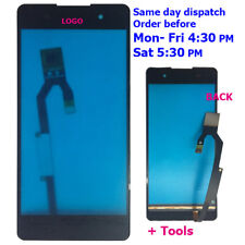 SONY Xperia E5 F3311 F3313 Digitizer Touch Screen Glass 5.0'' Black E 5 + tools