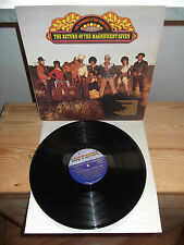 "SUPREMES & THE FOUR TOPS ""The Return Of The Magnificent Seven""LP MOTOWN USA 1971"