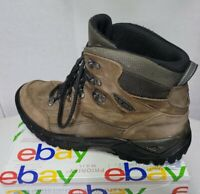 LOWA Womens Renegade GTX Mid Leather Hiking Boots Shoes 9 Gore Tex