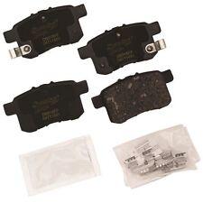 Disc Brake Pad Rear DURALAST GOLD by AutoZone DGC1451