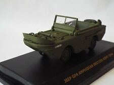 Jeep GPA Amphibian British Army 1944 Die Cast Model