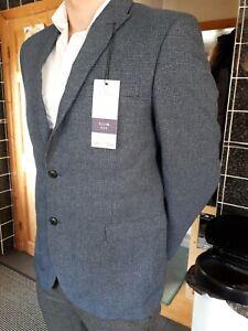 Next mens blazer 44R rrp £64