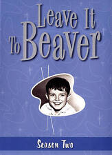 Leave It To Beaver The Complete Second Season Two DVD - Like New