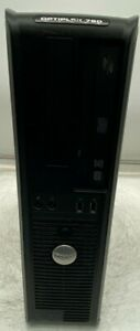 Dell OptiPlex 760 - 2 Duo CPU E8400 @ 3.00GHz - 4GB RAM - Desktop - 19