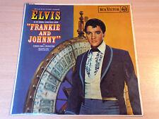 EX -/EX!!! ELVIS PRESLEY/Frankie and Johnny Soundtrack/1966 RCA VICTOR MONO LP