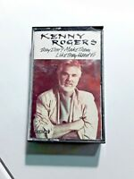 Kenny Rogers They Dont Make Them Like They Used To Cassette 1986