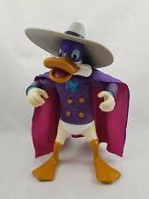Seltene Disney Darkwing Duck 1991 Vintage Figur 28 cm Playmates Toys Inc. R9RD