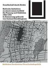 NEW Gesellschaft durch Dichte (Bauwelt Fundamente) (German Edition)