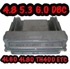 Ls Swap Flashed Gm 0411 Pcm Ecm Computer 4.8 5.3 6.0 4l60e 4l80e Ecu Red Blue