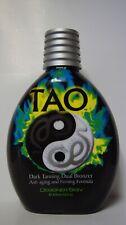 New Designer Skin Tao Dark Tanning Dual Bronzer Anti-aging & Firming Formula