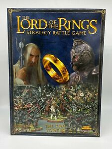 The Lord of the Rings - The Two Towers supplement