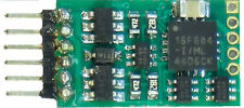 NCE 160 N12NEM N Scale DCC Decoder with 6 pin NEM plug         MODELRRSUPPLY-com