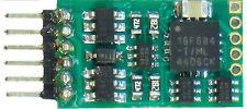 NCE 160 N12NEM N Scale DCC Decoder with 6 pin NEM plug         MODELRRSUPPLY-com