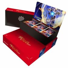 Force of Will Return of the Dragon Emperor Booster Box Sealed Lapis 3 FOW TCG