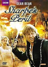 Sharpe's Peril (DVD 2 disc) Sean Bean  NEW sold as is