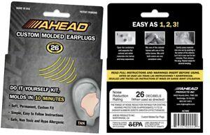 Ahead Custom Moulded Earplugs