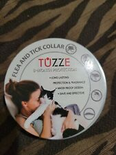 New listing Tuzze 8 Month Tick & Flea Collar For Cats