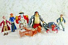 DISNEY MCDONALDS TREASURE PLANET LOT of  Toy Figure Figures