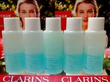 ☾5 PCS☽Clarins Instant Eye Make-Up Remover◆☾10mL☽◆✰☾Waterproof & Heavy Make-up☽✰