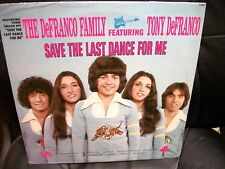 The DeFranco Family Save the Last Dance For Me 1974 LP