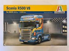 1/24 italeri truck model kits