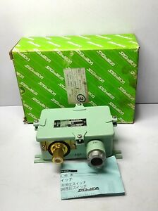 Saginomiya YNS-C106WGQ Pressione Interruttore YNSC106WGQ