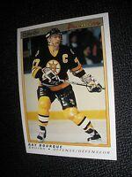 1990-91 OPC Premier  #9 Ray Bourque Boston Bruins NrMt