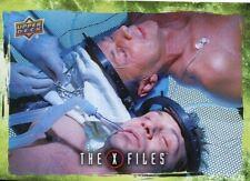 X Files UFOs & Aliens Sticker Card S-61 The Sixth Extinction Amor Fati - Gen