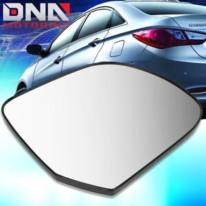 FOR 2012-2017 NISSAN VERSA NOTE OE STYLE DOOR MIRROR GLASS LENS PASSENGER RIGHT