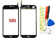 Panel Touch Screen Digitizer Replacement Part For Caterpillar CAT S50