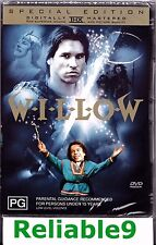 Willow Special edition Digital mastered DVD Sealed-1988/2001 20th Century Fox AU