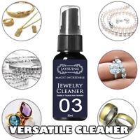 30ml Anti-Anlauf Silber Schmuck Polierreiniger Reinigungsspray Nützliche