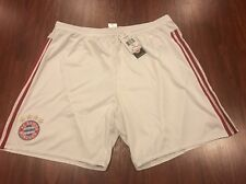 Authentic Adidas Bayern Munich Men's Away Soccer Jersey Shorts Extra Large XL