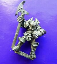 CH2 Chaos warrior citadel GW games workshop oldhammer warriors 0508 Halberd
