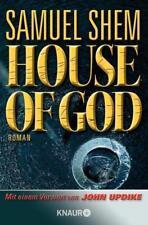 House of God von Samuel Shem (2007, Taschenbuch)