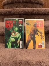 George Romero's Empire of the Dead: Act Two #1- 5 Complete Marvel comics