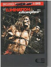 WWE: Elimination Chamber 2011 (DVD only, 2011) {2296}
