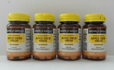 4x Apple Cider Vinegar 1000 mg 400 TABS Weight Loss BEST DEAL 500 mg per tablets