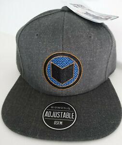 Avengers Endgame Hawkeye Logo Snapback Hat Nwt