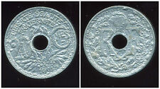 20 centimes  ZINC LINDAUER   1945   ( 4 )