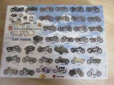 PUZZLE 1000 pièces, motos GNOME RHONE, boite neuve, 2003, idée cadeau