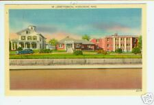 St. Lukes Hospital Middleboro MA Plymouth Postcard