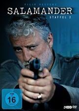SALAMANDER-STAFFEL 2:BLUTDIAMANTEN - /BRAECKMAN,VIOLET  3 DVD NEU