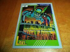 Loki # 89 - 1991 Marvel Universe Series 2 Impel Base Trading Card Dr.